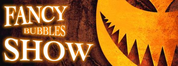 Шоу на Хеллоуин. FANCY BUBBLES