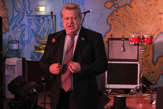 Председатель Комиссии Московской городской Думы по социальной политике и трудовым отношениям Михаил Антонцев