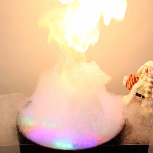 Шоу мыльных пузырей Фэнси Баблс. FANCY BUBBLES