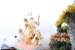 Новый год с артистами ФЕНСИ БАБЛС