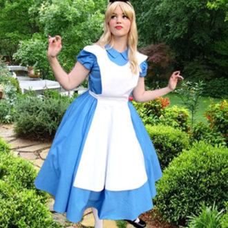 Картина Алисы в стране мыльных пузырей